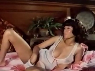 Asian Chinese Masturbating MILF Natural Panty Vintage