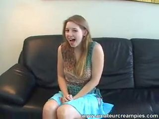 Cute First Time Teen
