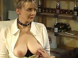European German MILF Nipples SaggyTits