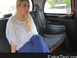 Amateur Blonde Car Cute MILF