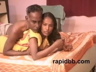Tamil business man enjoy his daughter aged girl free