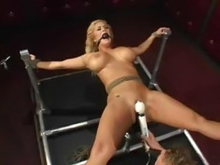 Shyla Tied Up And Fucked