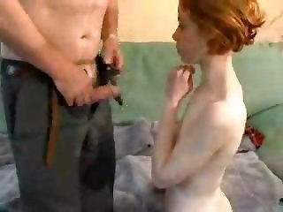 Amateur Blowjob European French Old and Young School Skinny Teen