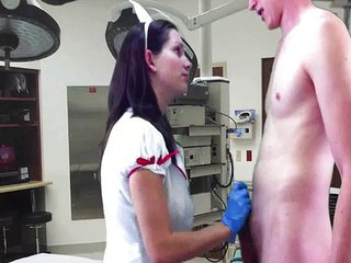 Latex Gloves Blue 130 Nurse Latex Condom Blow