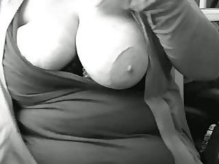 Amateur BBW Big Tits Bus Natural Public
