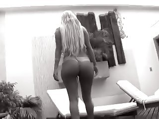 Ass Brazilian Latina Long hair MILF