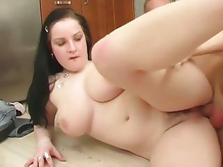 Big Tits Chubby Natural Teen