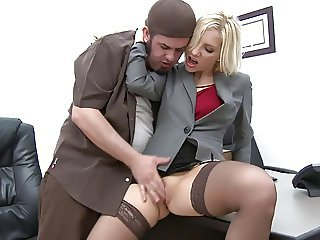 Bossy Office Slut