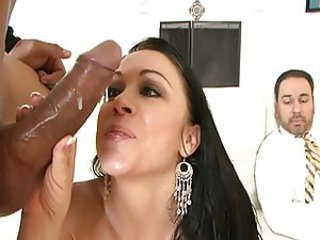 Sexy Mom Cuckold's with BBC