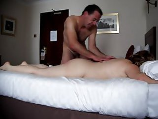 Amateur Homemade Massage Wife