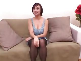 Big Tits Natural Stockings Teen