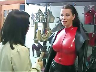 Fetish Latex MILF