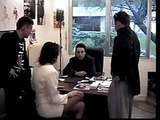 Gangbang MILF Office Secretary