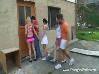 Groupsex Party Teen