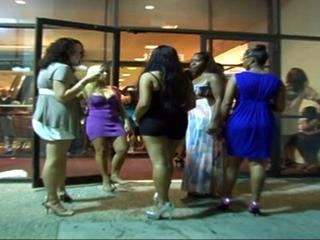"""The Whooty Filez... Thick Purple Dress"""" class=""""th-mov"""