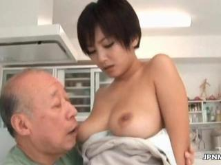 Asian Daddy MILF Natural Old and Young