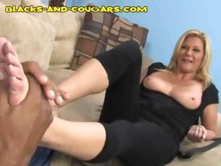 Busty MILF Ginger Lynn is an ...