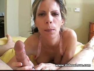 Baby Sitter Blowjob...