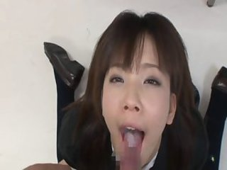 Asian Cumshot Japanese Student Swallow Teen Uniform