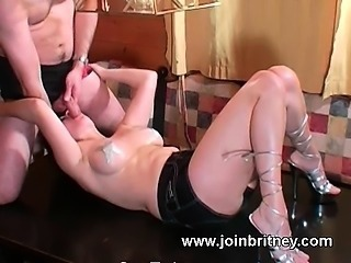 Homemade wife blowjob