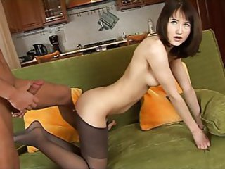 Pantyhose Teen
