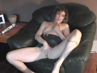 Ex Wife Dildo Action
