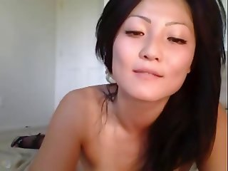 Asian cam girl