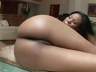 That's how black ass should be eaten