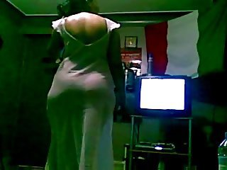 Amateur Arab Ass Chubby Dancing Homemade Wife