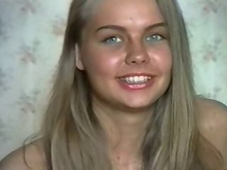 Amateur Casting Russian Teen