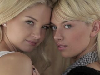 Incredible Blonds In The Daddys...