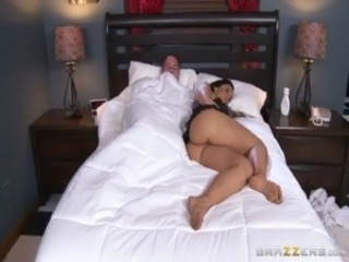 Ass MILF Mom Old and Young Sleeping
