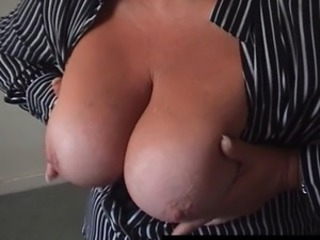 Another GENUINE British amateur housewife lets the panty pervert fuck her...