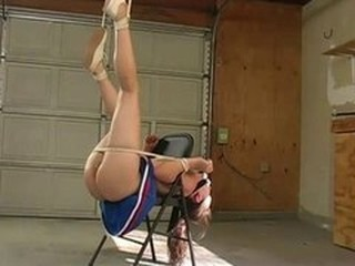 Bondage Cheerleader Fetish