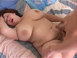 Big Tits Mature Mom Natural Old and Young Orgasm