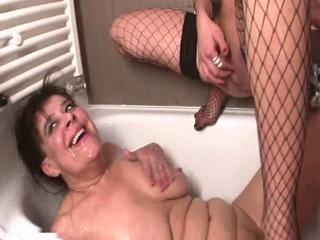 "Mature Sexparty - Eliana (46) Veronike (19) "" class=""th-mov"