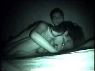 Hot mexican young couple