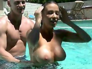 MILF Outdoor Pool