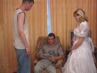 Amateur Bride Cuckold Wife