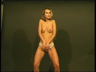 Amateur Casting European Stripper Teen