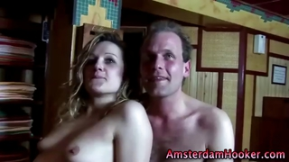 Check This Dutch Hookers Creampie