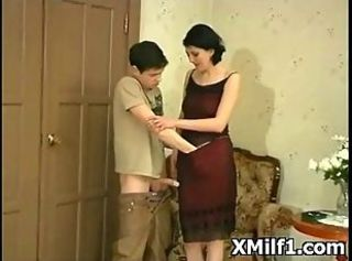 Big cock MILF Mom Old and Young Russian