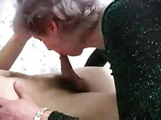 Amateur Blowjob Mom Old and Young Small cock