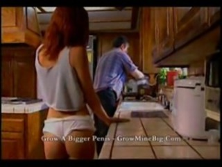 Ass Babe Kitchen