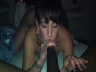 Amateur Big cock Blowjob Girlfriend Homemade Interracial Pov