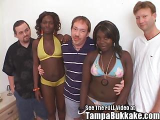 Spring Break Group Sex After Party