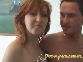 Amateur European Girlfriend Redhead Teen