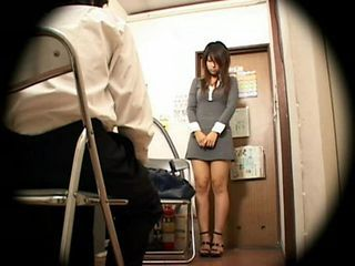 Asian Student Teen Voyeur