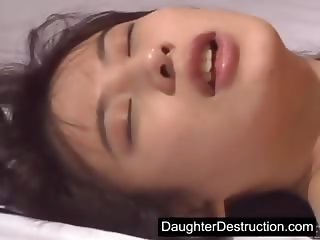Japanese daughter Destruction