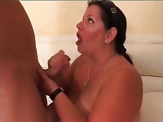 Big Tit BBW Wonder Gets Cock